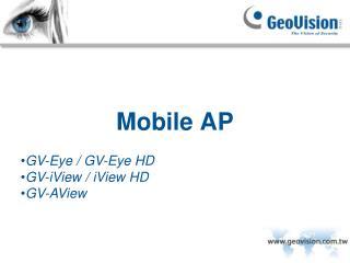 Mobile AP