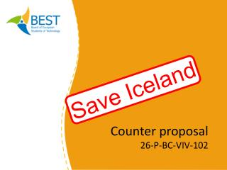 Counter proposal 26-P-BC-VIV-102