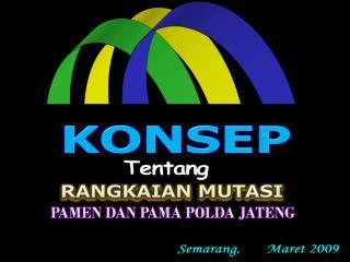 Semarang,       Maret 2009