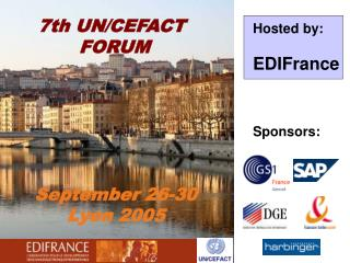 7th UN/CEFACT  FORUM