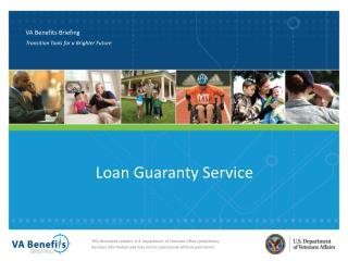 Loan Guaranty Service