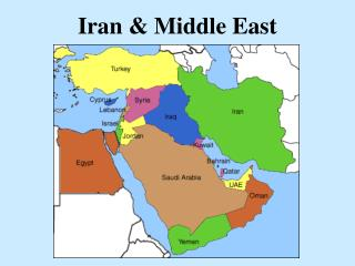 Iran & Middle East