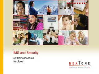 IMS and Security