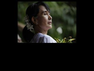 Suu Kyi creates history; sparks joy