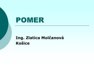 POMER