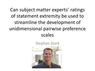 Stephen Stark
