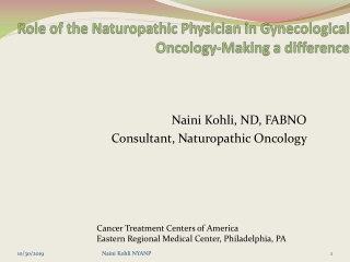 Prevention of Osteoporosis: The Role of The  Gynecologist