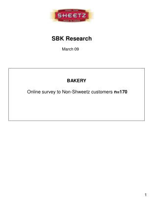 SBK Research