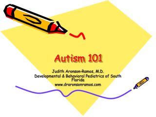 Autism 101