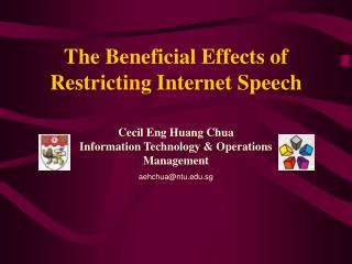 The Beneficial Effects of Restricting Internet Speech