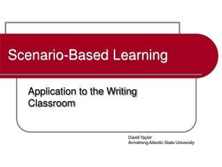 Scenario-Based Learning