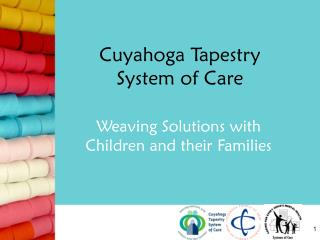 Cuyahoga Tapestry  System of Care