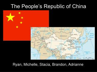 The People s Republic of China