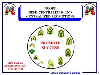 PROMOTE SUCCESS
