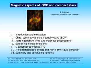 Magnetic aspects of  QCD and compact stars