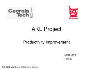 AKL Project