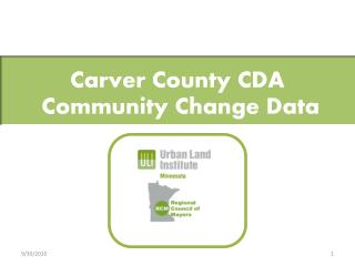 Washington County HRA Community Change Data Summary
