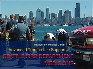 Seattle Fire Department Medic One