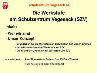 schulzentrum vegesack bs
