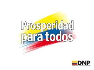 Dirección de Desarrollo Urbano - DNP Julio 19 de 2012