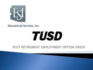 Educational Services, Inc.