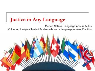 Justice in Any Language