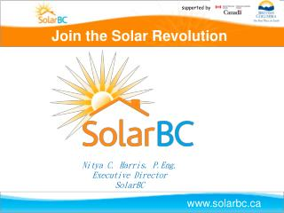 Join the Solar Revolution