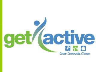 Reduce the Stigma!   Physical Activity = Part of the Environment Where We Live, Work,