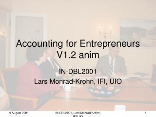 Accounting for Entrepreneurs V1.2 anim