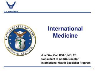 International Medicine