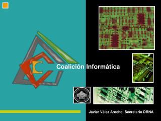 Coalición Informática