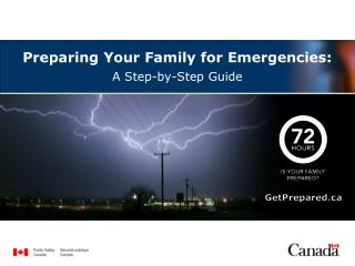 Preparing Your Family for Emergencies: