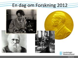 En dag om Forskning 2012