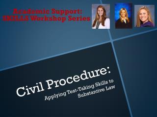 Civil Procedure: