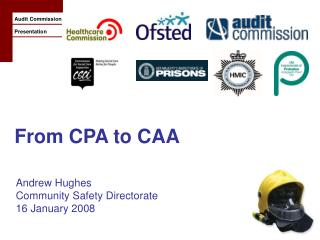 From CPA to CAA