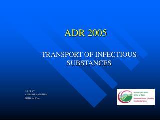 ADR 2005