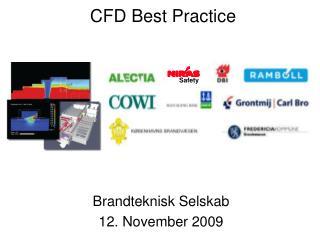 CFD Best Practice