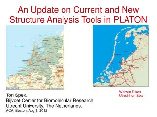 An Update on Current and New  Structure  Analysis Tools in PLATON