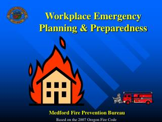 Workplace Emergency Planning & Preparedness