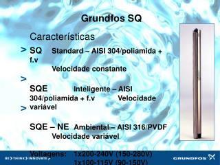 Grundfos SQ