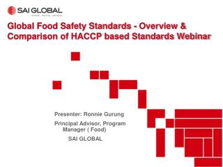 Global Food Safety Standards - Overview & Comparison of HACCP based Standards Webinar