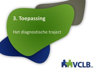 3. Toepassing