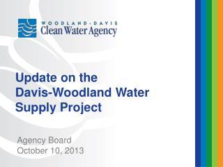Agency Board October 10, 2013