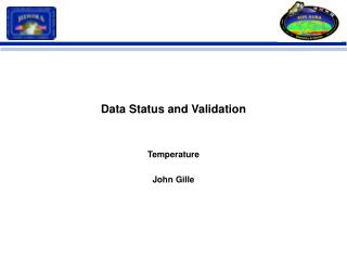 Data Status and Validation