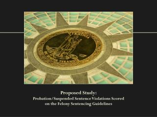 Proposed Study: Probation/Suspended Sentence Violations Scored