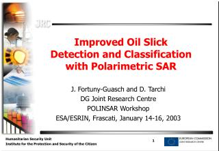 Improved Oil Slick Detection and Classification with Polarimetric SAR