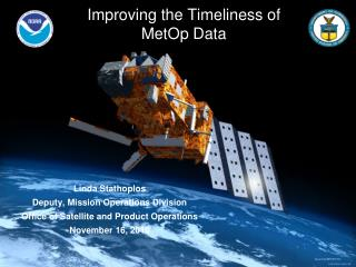 Improving the Timeliness of  MetOp Data
