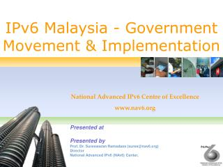 IPv6 Malaysia - Government Movement & Implementation