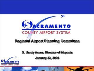 Sacramento County Airport System
