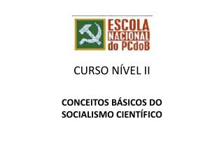 CURSO NÍVEL II